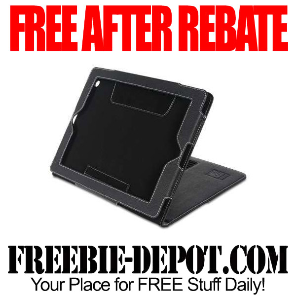 Free-After-Rebate-iPad-Folio-Case