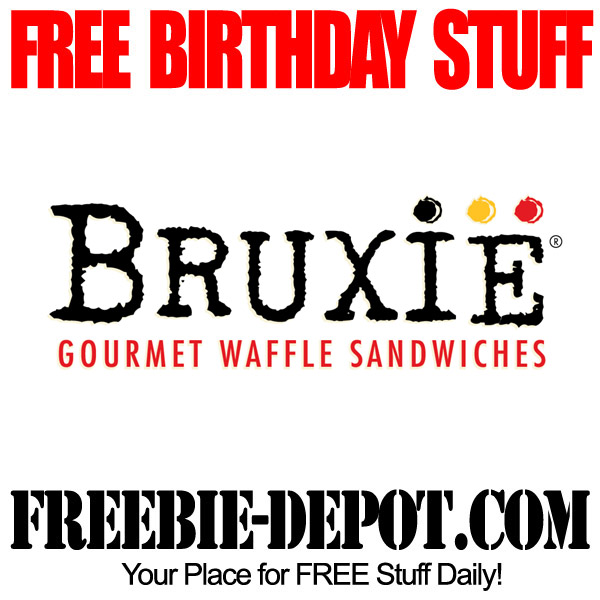 BIRTHDAY FREEBIE – Bruxie ~
