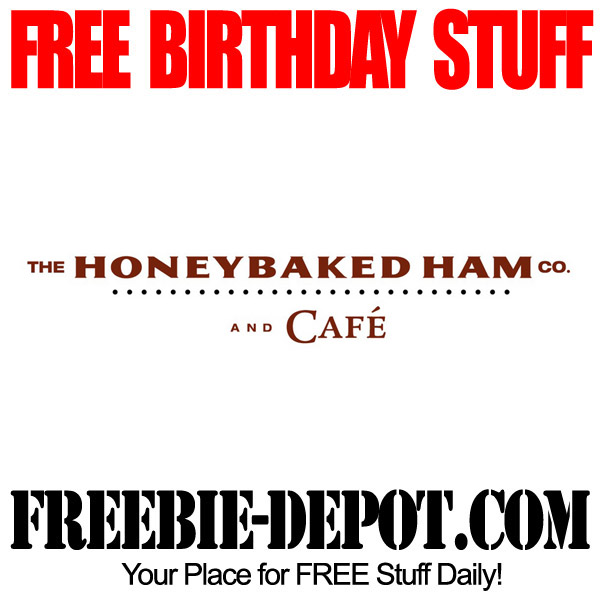 Free Birthday Ham