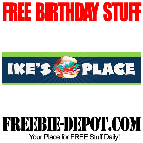 Free Birthday Sub