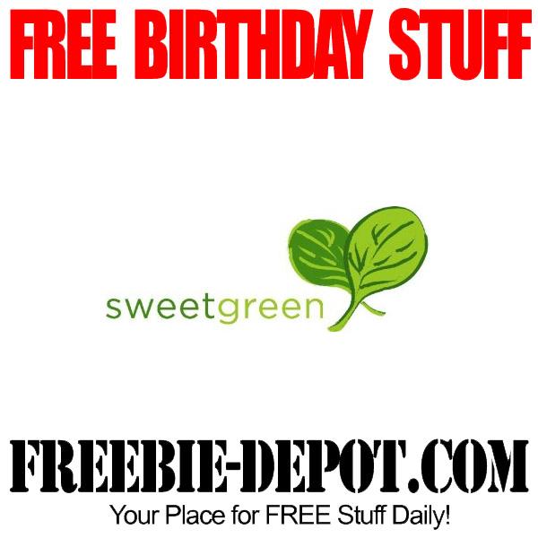 FREE Birthday Dinner