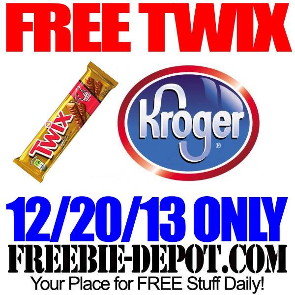Free-Twix-Kroger