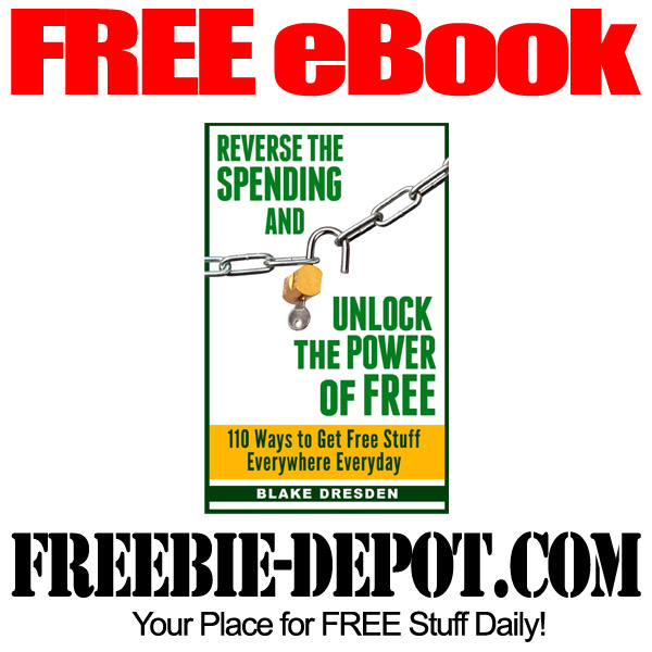 Free eBook featuring Freebie Depot
