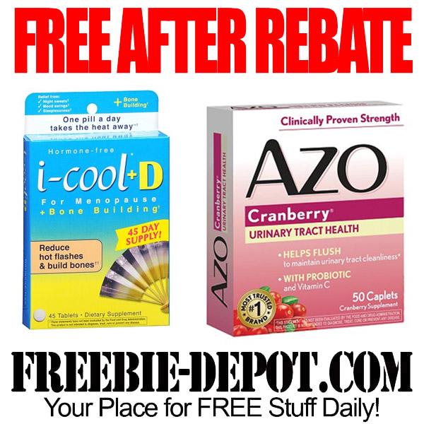 FREE After Rewards Rebate at Walgreens