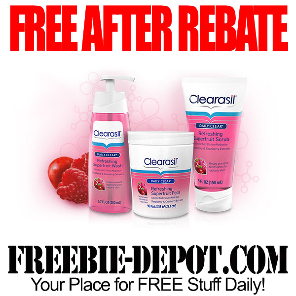 FREE After Mail-In Rebate Offers