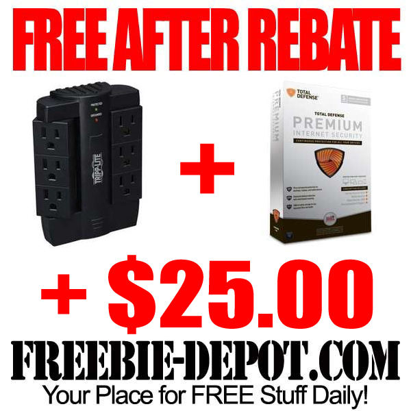 FREE After Rebate Money Maker Offer