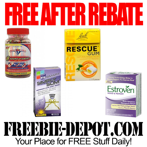 FREE After Rebate Promotions