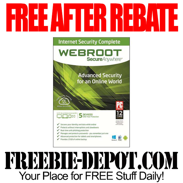 FREE After Rebate Software Offers