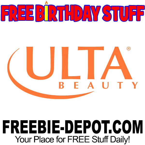 BIRTHDAY FREEBIE Ulta Beauty