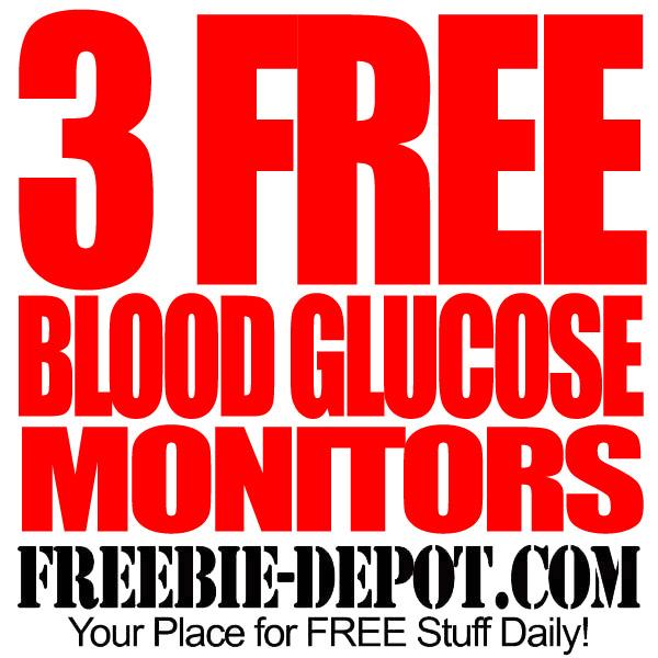 Free-Blood-Glucose-Monitors