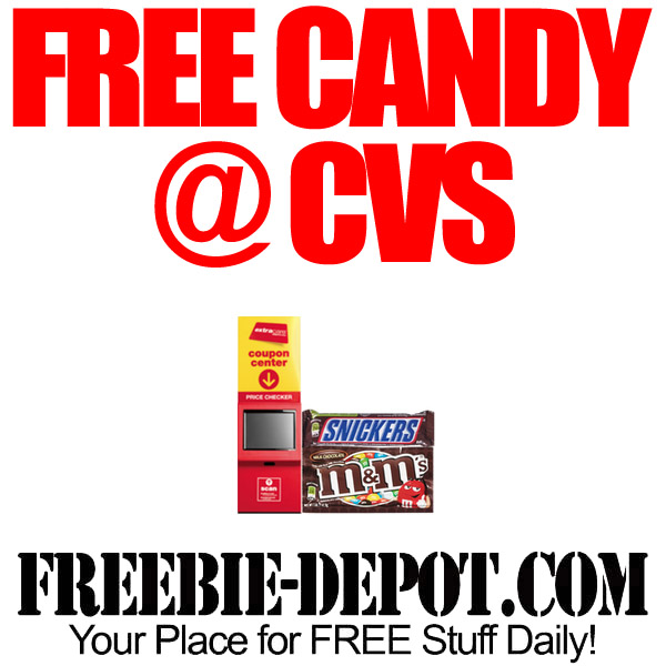 Free Candy at CVS