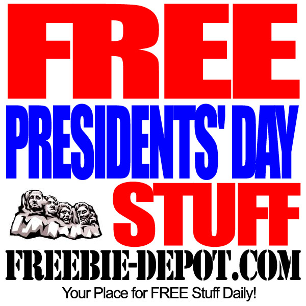 Free Presidents Day Stuff 2014
