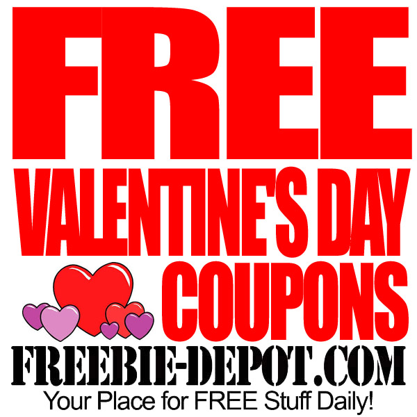 FREE Valentine's Day Stuff