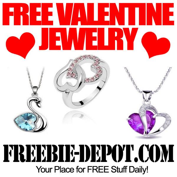 FREE Valentine Jewelry
