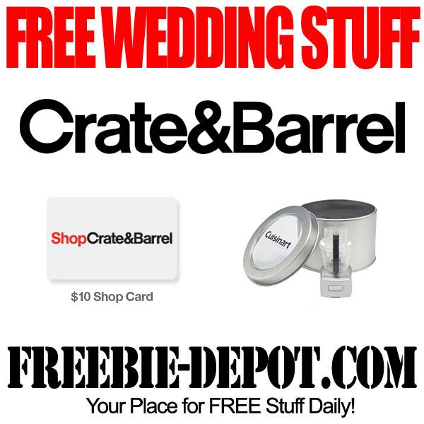 Free-Wedding-Stuff-Crate-Barrel