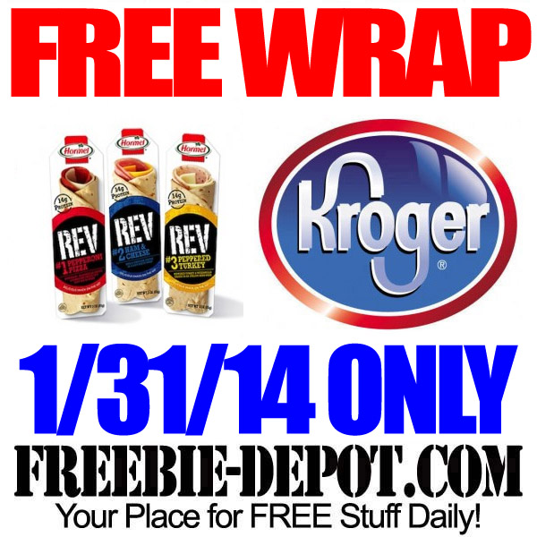 FREE Wrap from Kroger