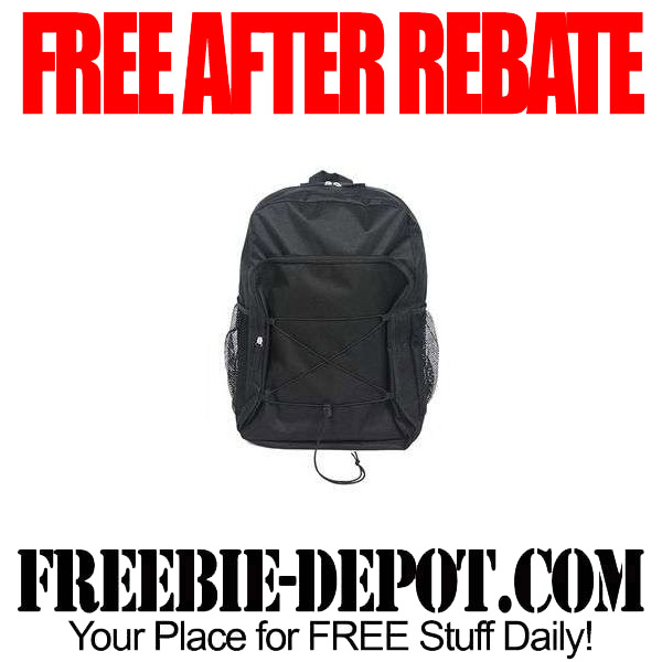 Free After Rebate Laptop Backpack