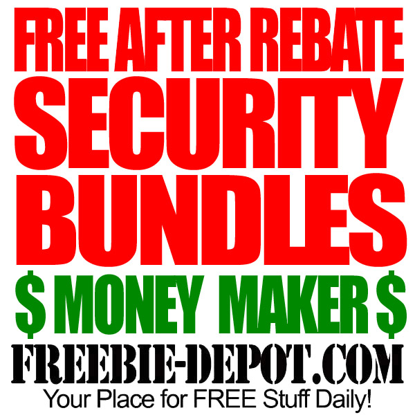 Free After Rebate Security Bundles