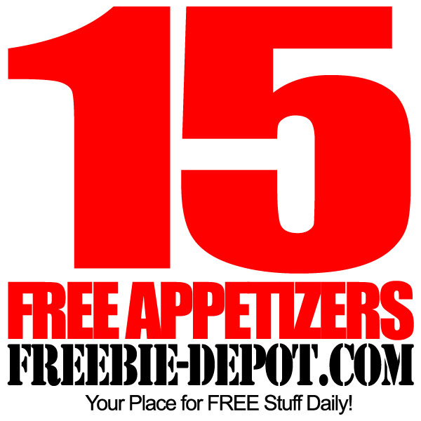 FREE Appetizers