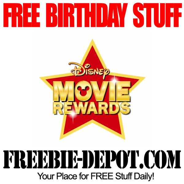 Free-Birthday-Disney