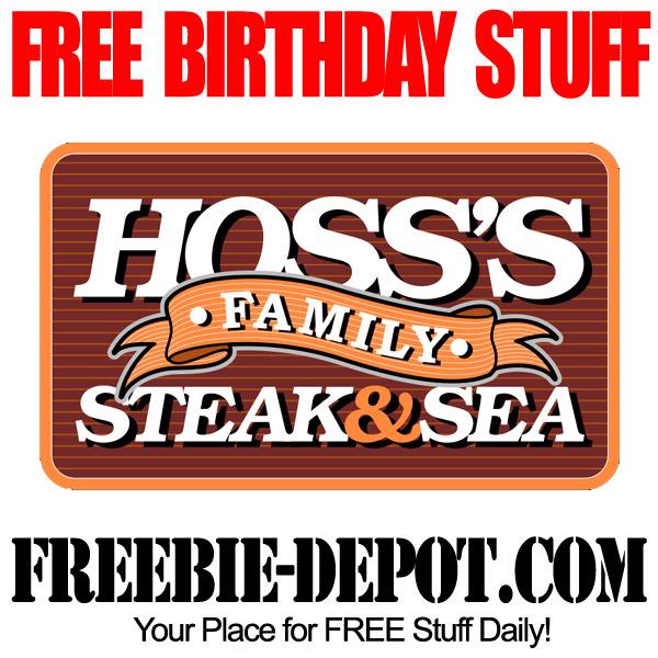 FREE Birthday Promotions