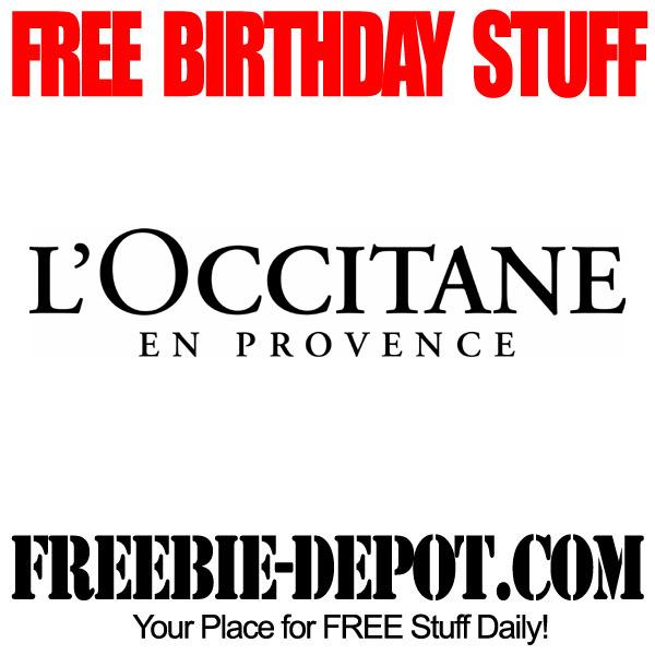 FREE Birthday Gift