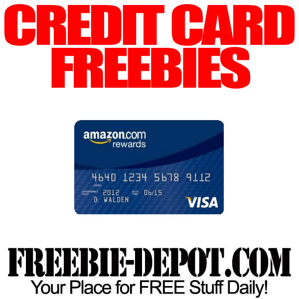 Amazon Gift Card FREE when you Apply for Credit Card