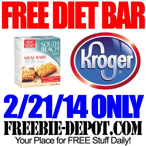 Free-Diet-Bar-Kroger