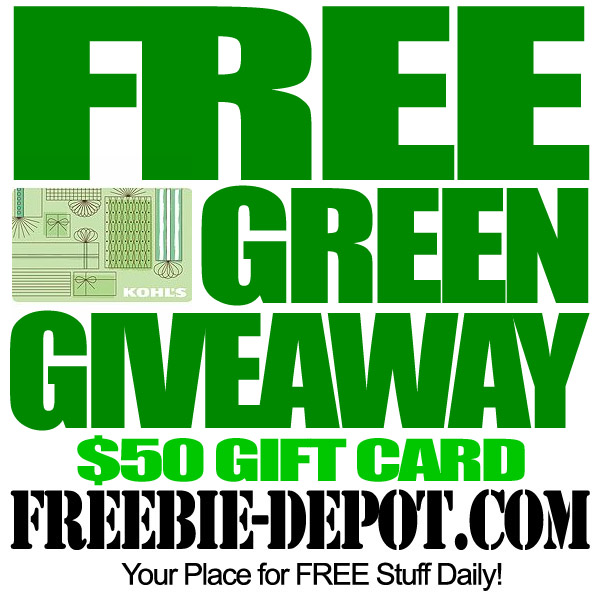 Free-Green-Giveaway