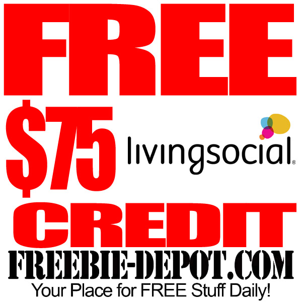 Free Living Social Credit