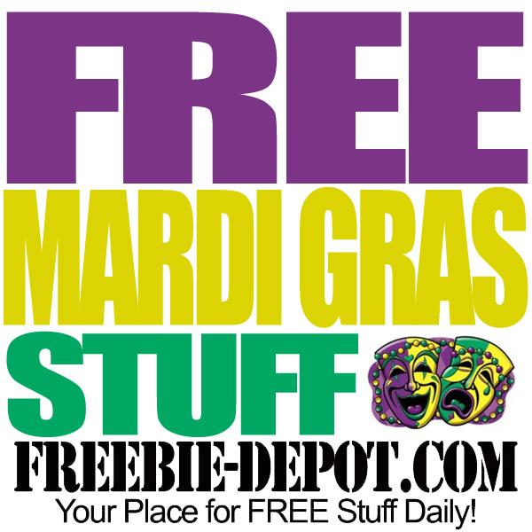 Free Mardi Gras Stuff 2014