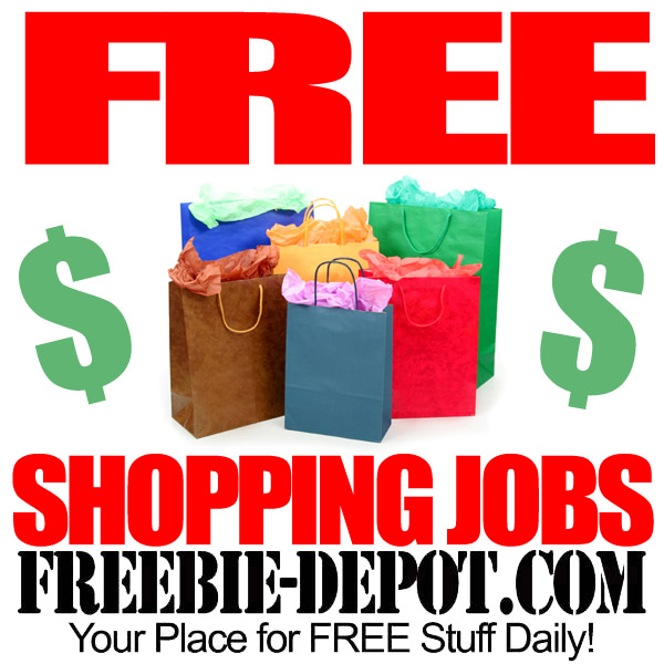 FREE Shopping Jobs