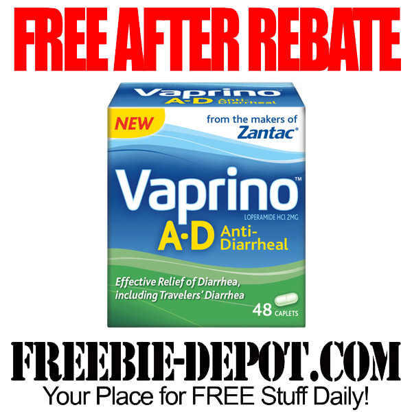 Free After Rebate Anti-Diarrheal