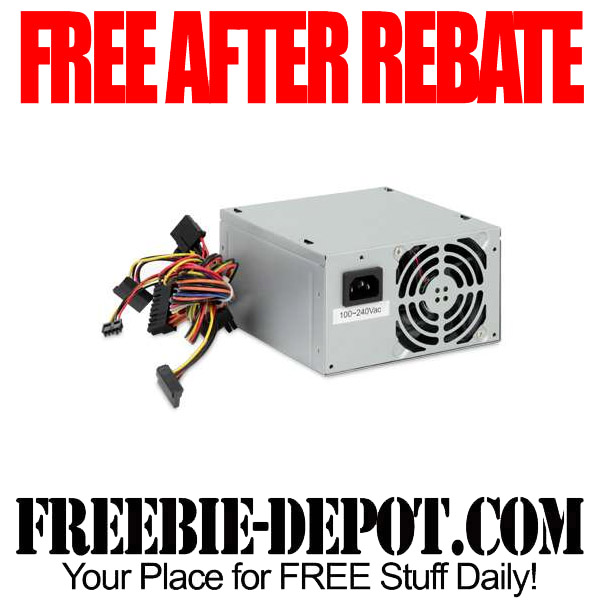 Free After Rebate Computer Power 350w