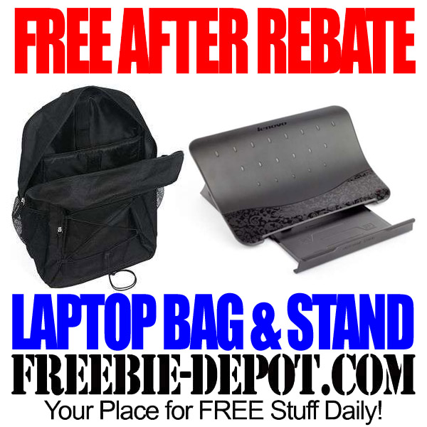 Free After Rebate Laptop Stand