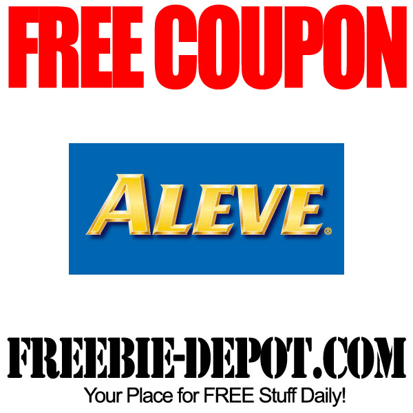 Free-Aleve-Coupons