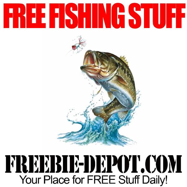 FREE Fishing Knife, Line and Book – $50+ Value