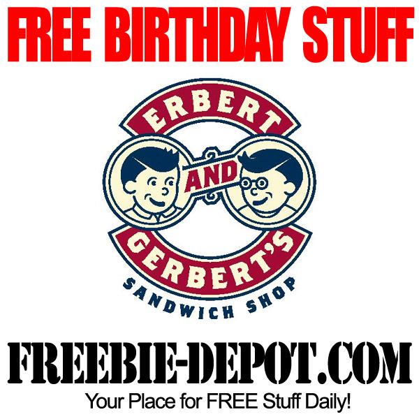FREE Birthday Meals