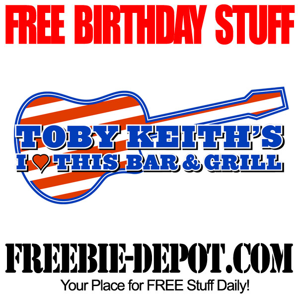 FREE Birthday Steak Dinner