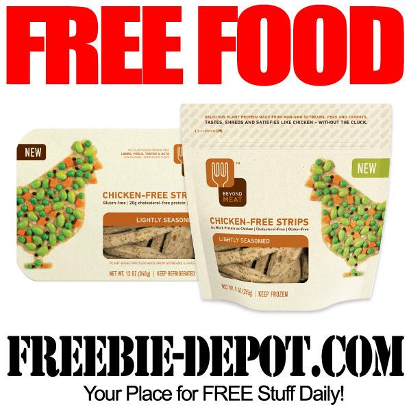 FREE Chicken-free Food