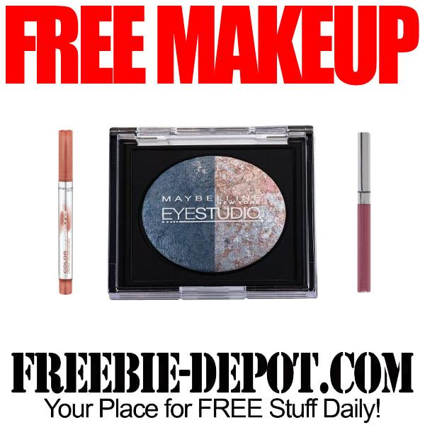 Free Make Up Offer