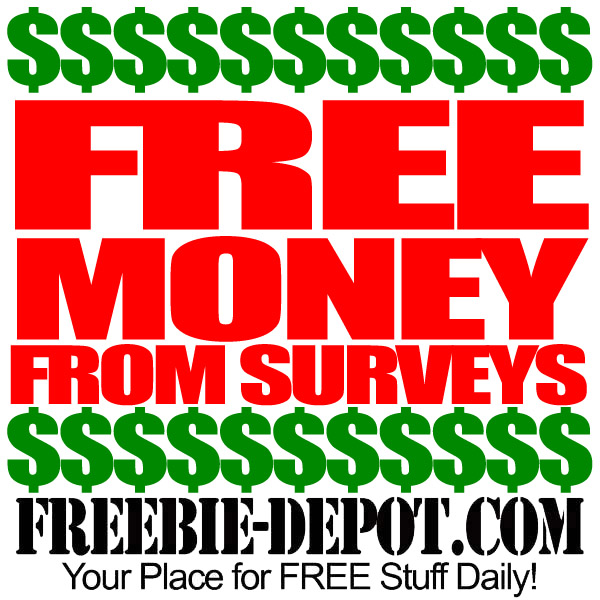 Free-Money-from-Surveys