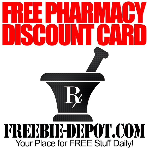 FREE Pharmacy Discount Card