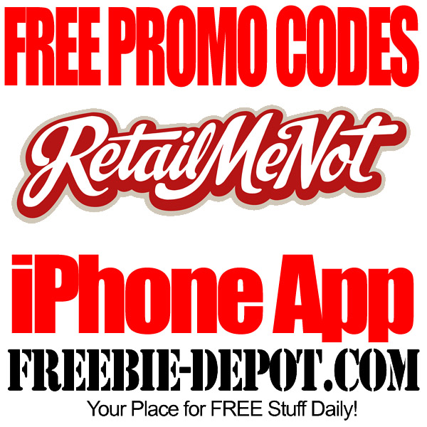 FREE Promo Code App
