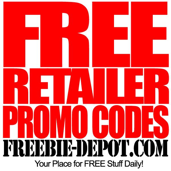Free Retailer Promo Codes