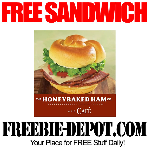 FREE Ham Sandwich