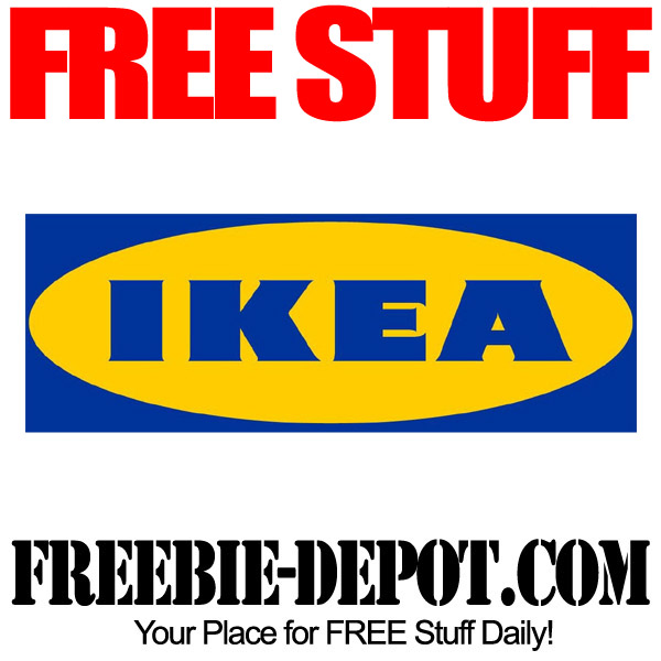 Free Stuff at Ikea