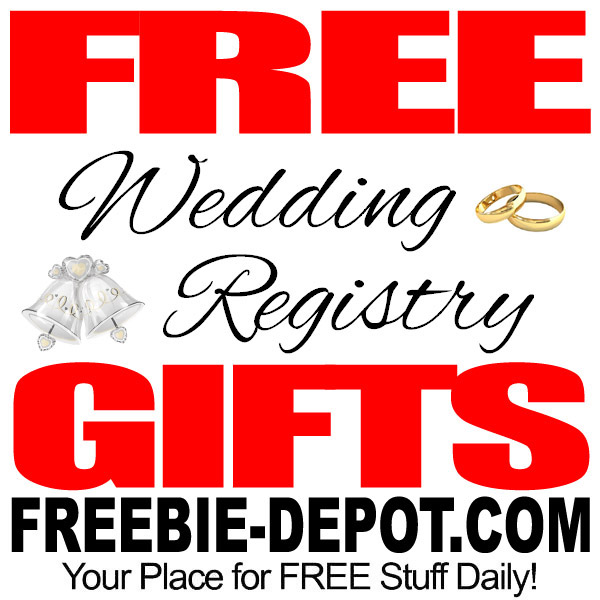 Kohls Wedding Registry Gift Card : offer free gifts simply for registering with them for your wedding ...