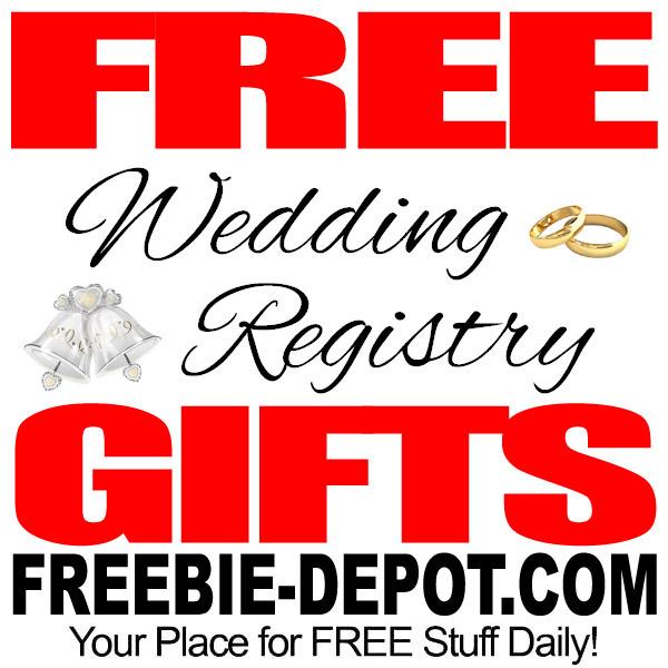 Free-Wedding-Registry-Gifts