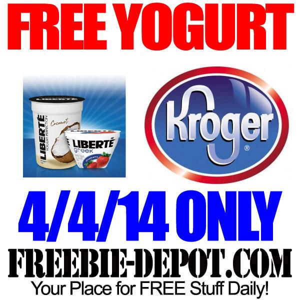 Free-Yogurt-Kroger-Liberte